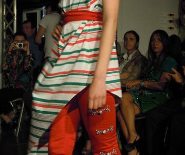 copertina Fashion narrates history – Milan