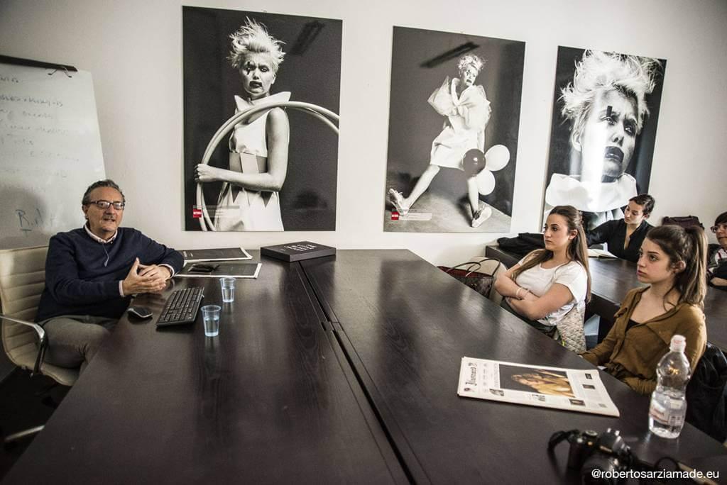 Master Class – Fashion System: A Lezione Con Stefano Dominella, Roma