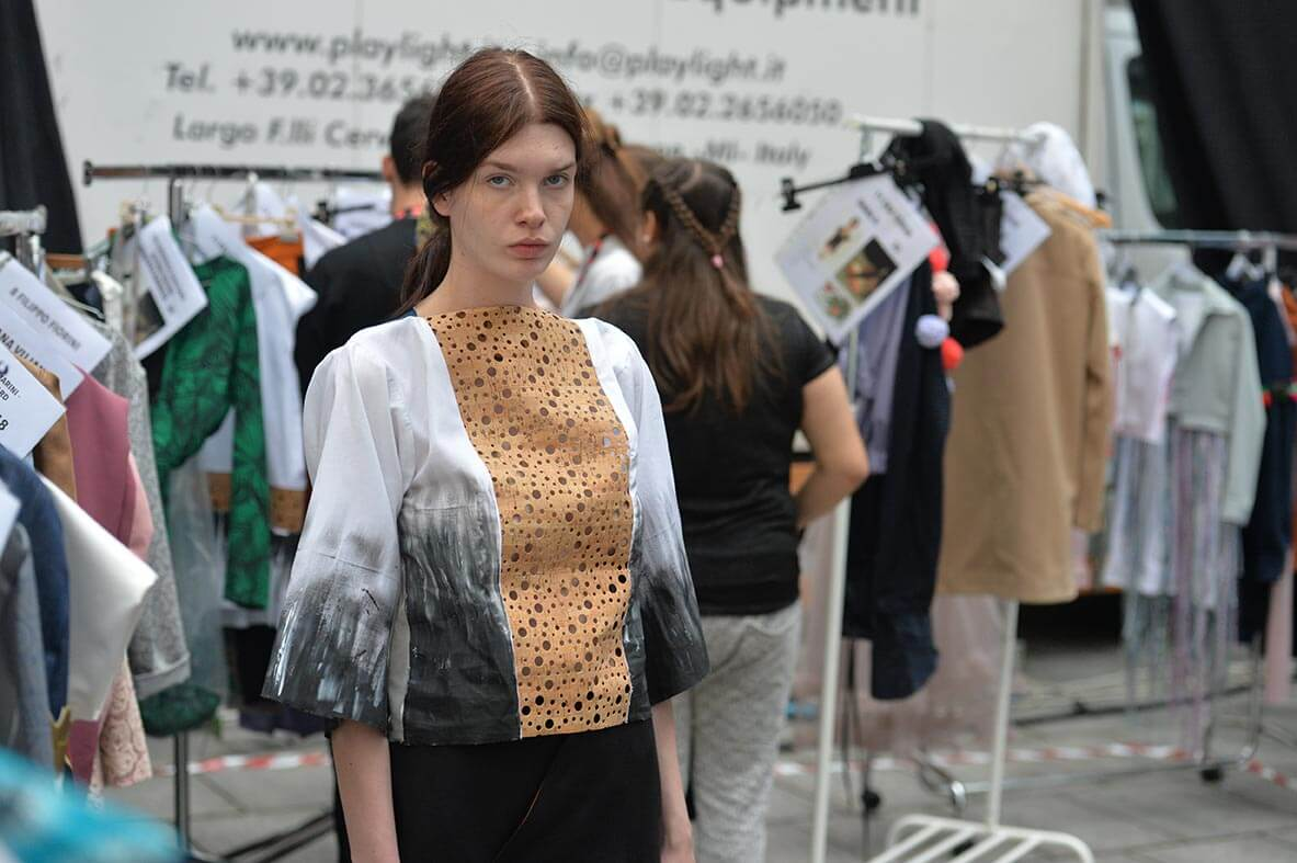Future Talents Fashion Show, Milano