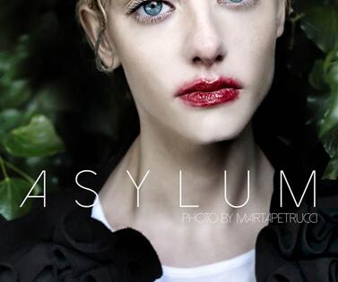 copertina Asylum