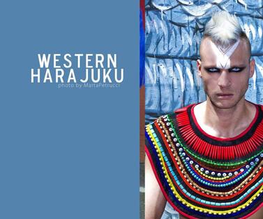 copertina Western Hara Yoku