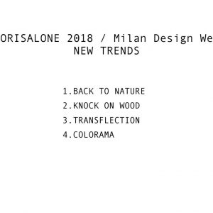 FUORISALONE 2018 2