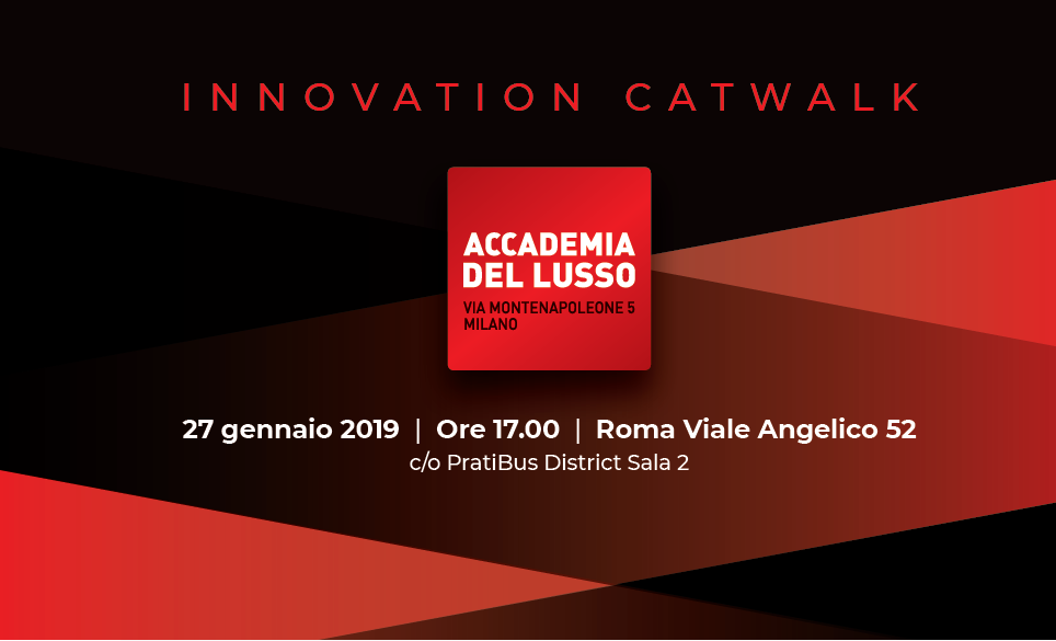 INNOVATION CATWALK @ ALTAROMA