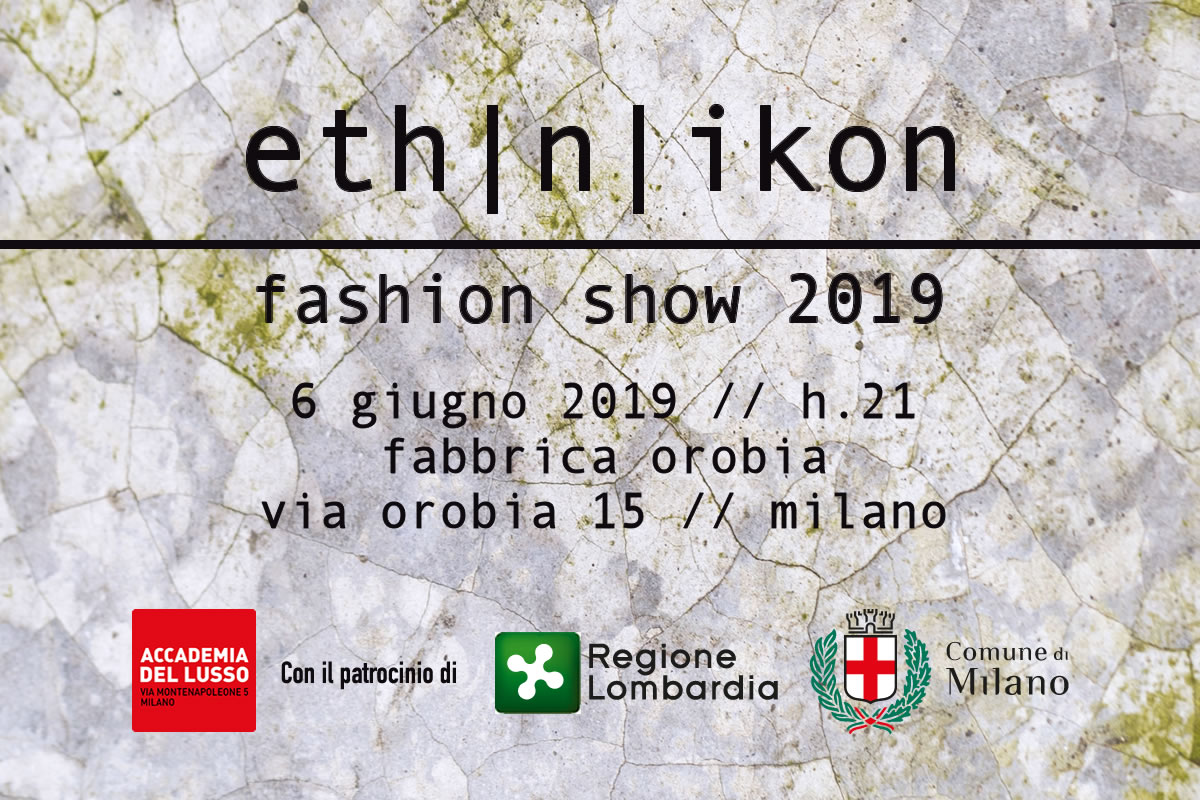 fashion show 2019 milano