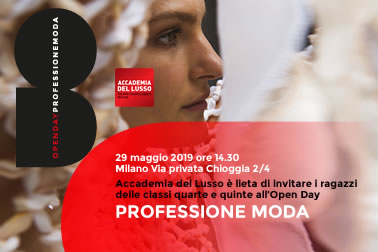 "OPEN DAY ""PROFESSIONE MODA"""