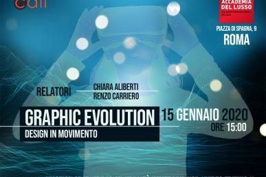 Seminario Graphic Evolution – Design In Movimento